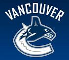 Vancouver Canucks NHL Color Die Cut Decal Car Sticker Choose Size  Free Shipping