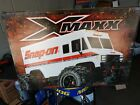 Traxxas XMAXX Snap-On Tool Truck brand new in box *SEALED Package