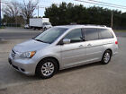 2010+Honda+Odyssey+EXL+TV%2FDVD+Leather+Salvage+Rebuildable+Light+Water