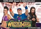 2018 Topps WWE Road to Wrestlemania Bronze Parallel Cards #1 - 100 - You Pick!