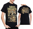 Amon Amarth T-shirt Thor Odens Son melodic death metal rock Official XL Last NWT