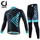 Pro Cycling Clothing Long Sleeve Men Sun Protect Quic Dry Pad Bike Pants Outfit