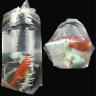 50 200PCS Aquarium Breathing Bags Breather Bags Transport LongLife Fish Shrimp