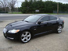 2009+Jaguar+XF+Supercharged+NAVI+Salvage+Rebuildable+Repairable