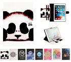 Leather Magnetic Smart Pattern Wallet Case Cover for iPad 9.7 2017 Released
