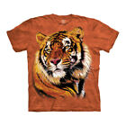 The Mountain Power And Grace Tiger Adult Unisex T-Shirt