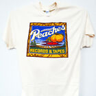 PEACHES, Records & Tapes, Vintage, Old School, Cool Ivy T-Shirt-All Sizes T-1280