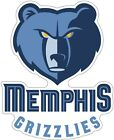 Memphis Grizzlies NBA logo Color Die Cut Vinyl Decal cornhole car wall on eBay