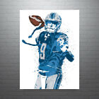 Matt Stafford Detroit Lions Poster FREE US SHIPPING $15.0 USD on eBay