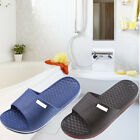 Внешний вид - Mens Slip On Sport Slide Sandals Flip Flop Shower Shoes Slippers Gym House Pool