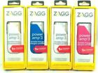 ZAGG Power Amp 3 Universal Fast 2.1A Battery Charger with Flash Light 3,000 mAh