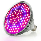 30W-100W E27 Full spectrum LED Grow light Lamp Bulb for Flower Plant Hydroponic