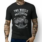 JL Soul Triumph Thruxton 1200 Motorbike Art T-shirts $25.83 USD on eBay