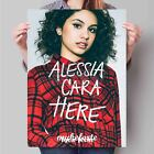 Alessia Cara Custom Poster Print Art Wall Decor Personalized