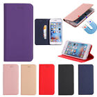 HH Classic Magnetic Flip PU Leather Wallet Stand Case Cover For Lot Phones