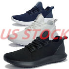 Sneakers Mens Shoes Breathable Fitness Gym White Black Plus Size US 13 12 105 9