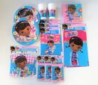 Disney Doc McStuffins Party Tableware and Decorations - Create Your Own Pack