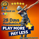 PS PLUS 28 DAYS PS4 PS3 PS VITA - FAST DELIVERY - SENT NOW