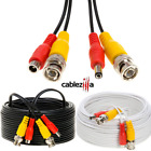 Kyпить Siamese Cable CCTV Security Camera Wire Power Video Surveillance Cord BNC Lot  на еВаy.соm