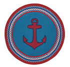 Capel Rugs Anthony Baratta Anchor Maritime Country Cottage Braided Rug