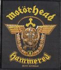 Motorhead Official Woven Patch .