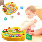 piano for baby - New Toy For Baby Kids Musical Educational Farm Piano Developmental Music Gift US