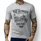 JL Ultimate Triumph Bonneville T120 Black Inspired Motorbike Art T-shirts $25.22 USD on eBay