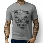 JL Ultimate Triumph Sprint GT SE Motorbike Art T-shirt $25.79 USD on eBay