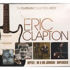 Eric Clapton Box 3 CD The Platunum Collection / Reprise Sealed 0093624961666