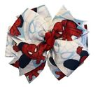 Spiderman Pinwheel Bow