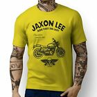 JL Ride Triumph Street Twin Inspired Motorbike Art T-shirts $25.9 USD on eBay