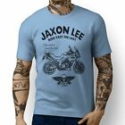 JL Ride Triumph Tiger Inspired Motorbike Art T-shirts $25.9 USD on eBay