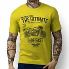JL Ultimate Illustration For A Triumph Thruxton 1200 Motorbike Fan T-shirt $25.31 USD on eBay