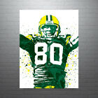 Donald+Driver+Green+Bay+Packers+Poster+FREE+US+SHIPPING