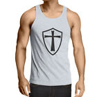 """Knights Templars Cross - Templar shield Christian knight order"" Men's Vest"