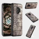 Shockproof PU Leather TPU Back Case Cover Full Protector For Samsung Galaxy S9