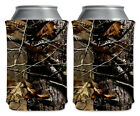 Real Camo Camouflage Blank Foam Can Coolers Beverage Insulator Packs Party Favor