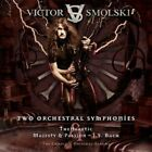 Victor Smolski - Two Orchestral Symphonies/Heretic Majes (CD Used Like New) 2 CD
