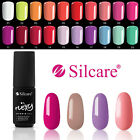 Silcare Flexy UV LED Gel Nail Polish 4.5g Hybrid Manicure Soak Off Nails 1-186