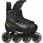 Tour Code 9 Adjustable Youth and Junior Inline Roller Hockey Skates