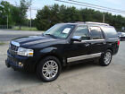 2011+Lincoln+Navigator+4x4+4WD+3rdRow+NAVI+Salvage+Rebuildable+Repairable