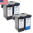 1-4PK Lexmark 36XL 37XL BLACK&COLOR HY Ink Cartridge for X3650 X4650 X5650 X7665