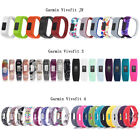 Sport Replacement Silicone Band Wrist Strap for Garmin Vivofit JR/3/4 Tracker US image