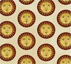 Sun Galileo Fabric Cream Cotton Windham Fabrics BTY BTHY