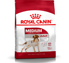 MEDIUM ADULT - (4kg / 15kg) - Royal Canin Dog Food Meal PawMits rc Kibble Feed k