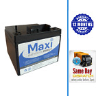 MAXI-POWER 12V 26AH - 27 HOLE, DEEP CYCLE BATTERY SUITS ALL ELECTRIC GOLF CARTS