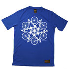 Cycling Bicycle Circle Kaleidoscope Breathable top T SHIRT DRY FIT T-SHIRT