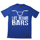 Cycling Bmx Life Behind Bars Breathable top T SHIRT DRY FIT T-SHIRT