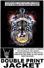 MUSIC HARD ROCK AND ROLL STARS ELECTRIC GUITAR WINGS & FLAMES JACKET WS571