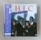CHIC REAL PEOLPE / ATLANTICP-10378A / 1980 JAPAN LP with OBI and INSERTS / ExVg